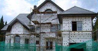 Фасадные работы Челябинск цена от 265 руб. м2