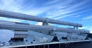 Монтаж снегозадержателей Челябинск цена от 846 руб.